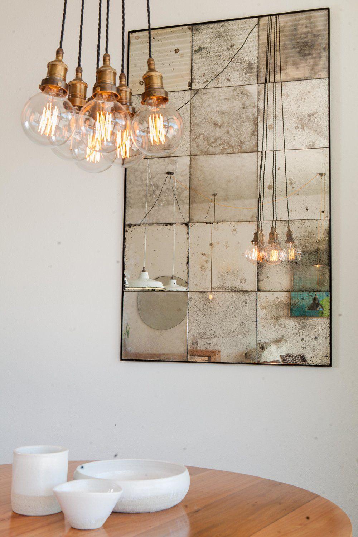 Antique Mirror Splashback S In 2019 Antique Mirror