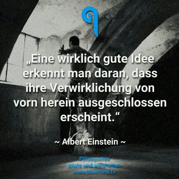 11 kluge Sprüche von Albert Einstein | Emotional | Einstein quotes