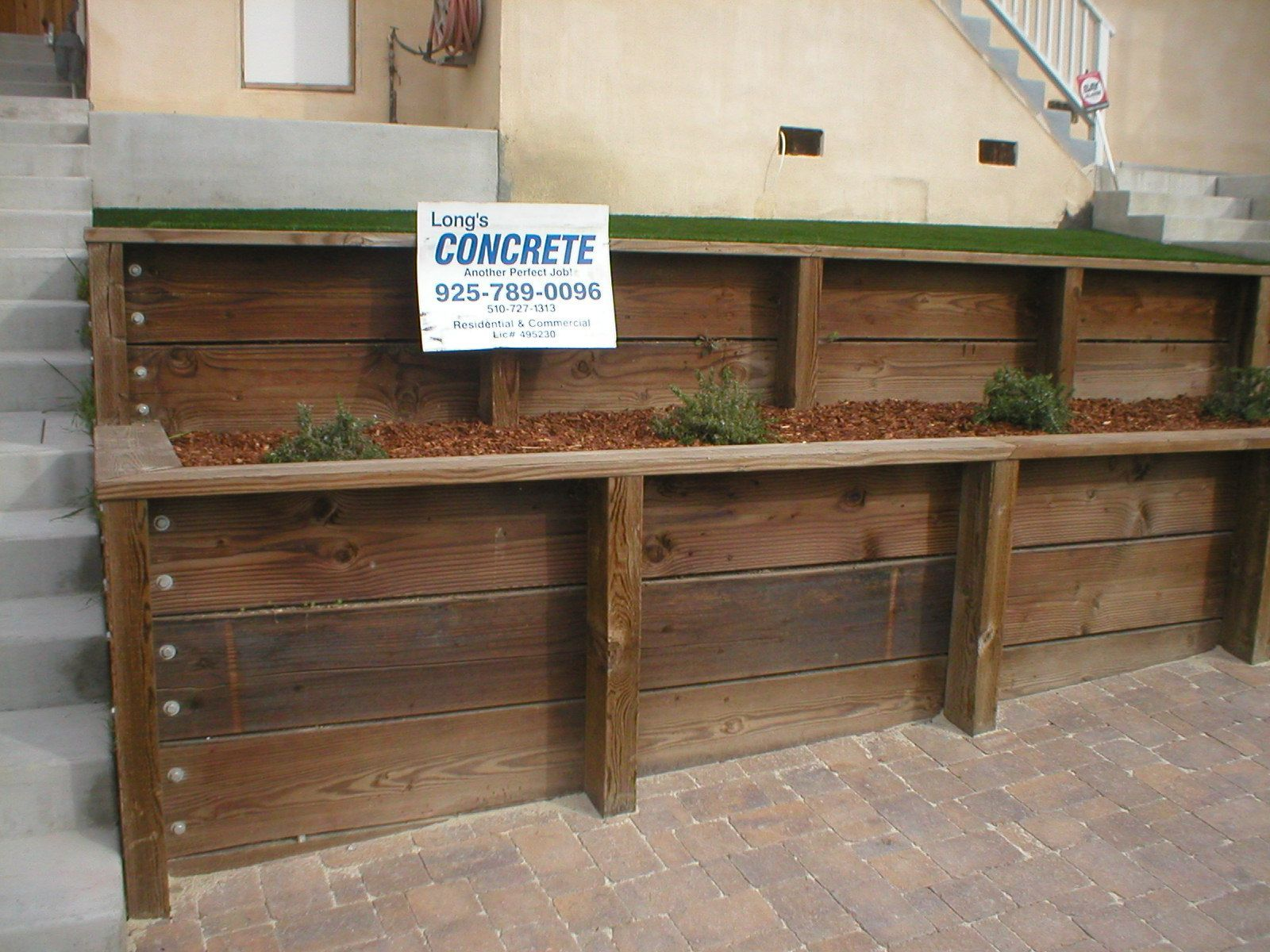 Image Result For Timber Retaining Wall Design Wood Retaining Wall Wooden Retaining Wall Building A Retaining Wall