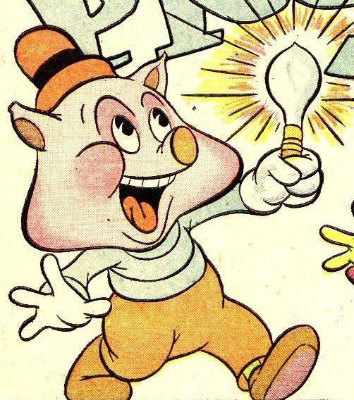 cartoonpiganimatedpiggypiggsycomicbookholdinglightbulb.jpg 502×568 pixels