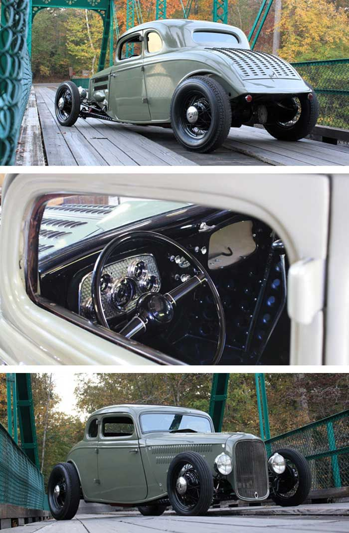 33 ford five window coupe by ricky bobby s rod shop kool. Black Bedroom Furniture Sets. Home Design Ideas