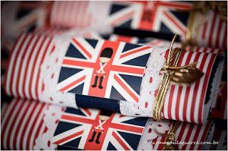 L'apparato: Aniversário Londres-Enrico 4 anos