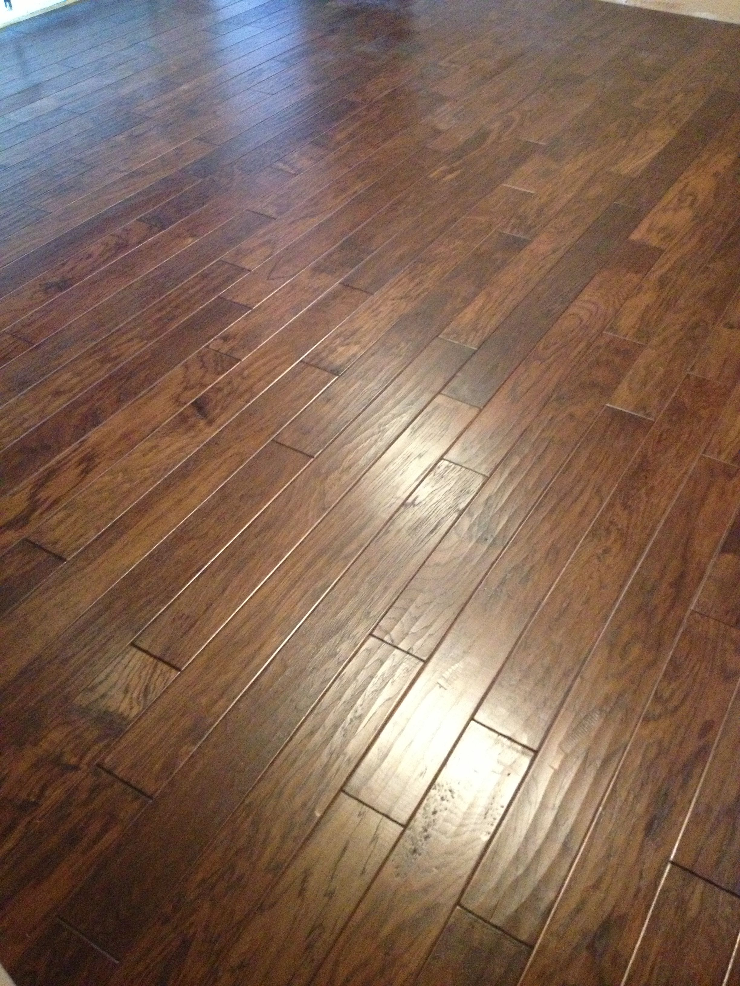 Mohawk wood floors Hickory Chocolate For the Home
