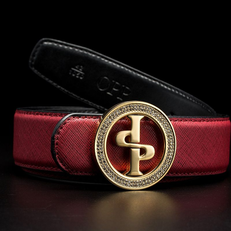 cfc007fdb6da 18K Gold plated Inlaid diamond Belts  ob015  -  96.99 - OPP FRANCE – French  Designer Fashion Shoes Online Store