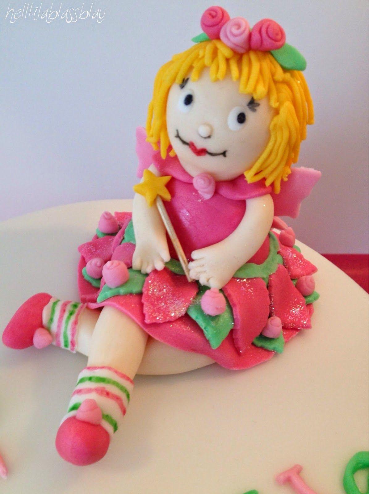 Prinzessin Lillifee Modellierarbeiten Zuckerdeko Pinterest Cake