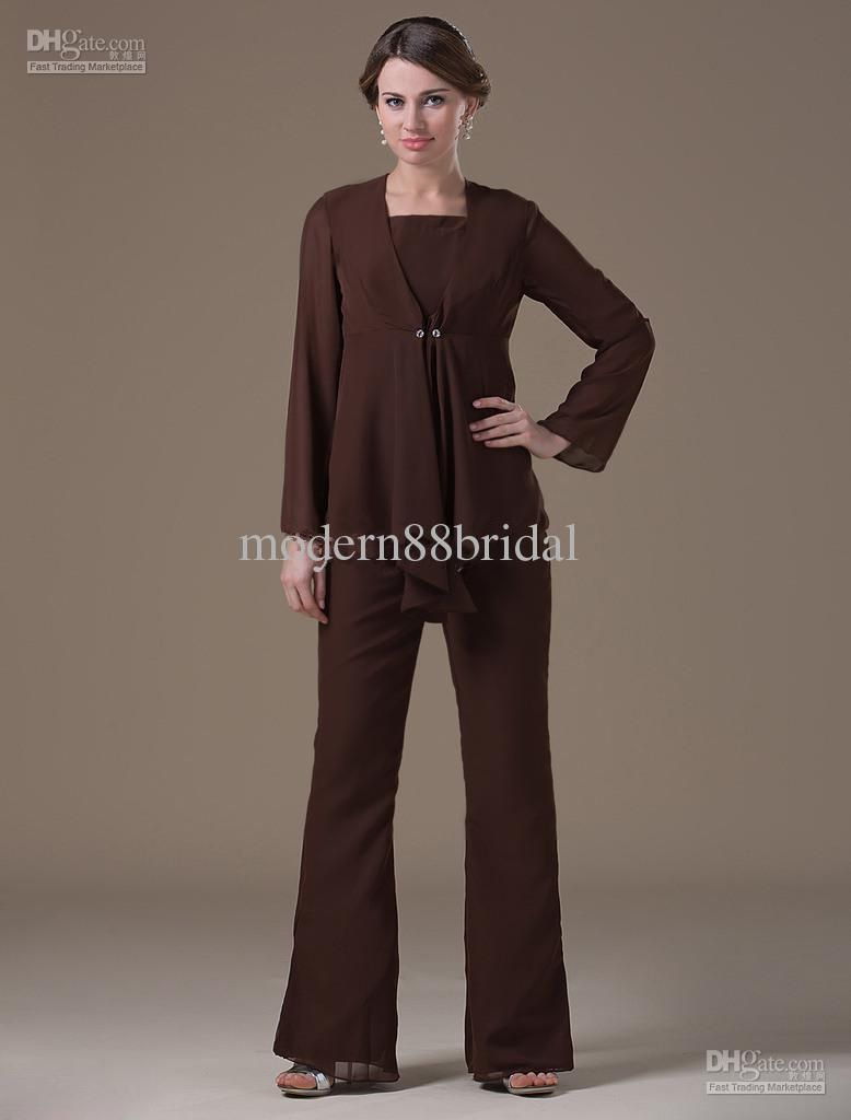David's Bridal Mother of the Bride Pant Suits