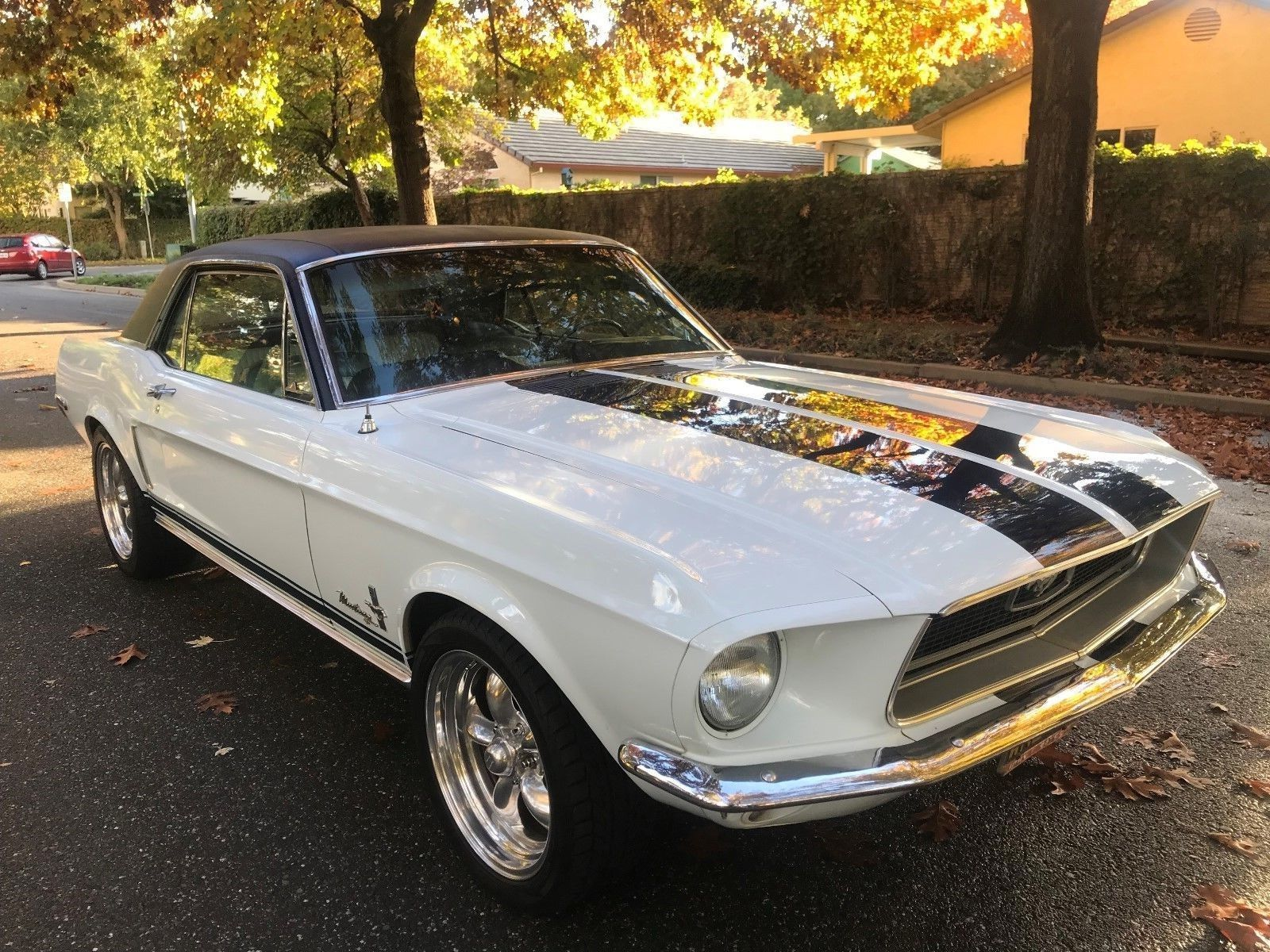 1968 Ford Mustang Base Hardtop 2-Door | Ford mustang, Mustang and Ford
