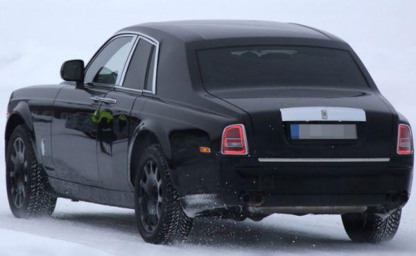 2018 Rolls Royce Suv Price