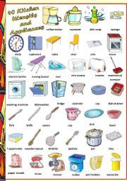 Cooking Utensils Names Definitions Google Search
