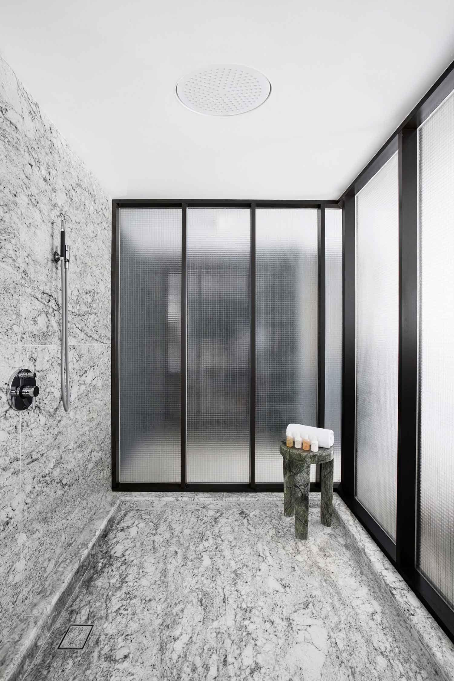 Box De Vidro en Pinterest Como limpar vidros Decoração banheiro  #70615B 1500x2250 Banheiro Branco Como Limpar