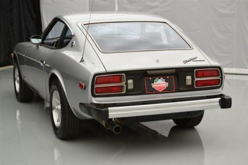 78-Datsun-280Z-2-8-Liter-L28E-In-line-6cyl-170hp-4-Speed-Manual-Alpine-Radio