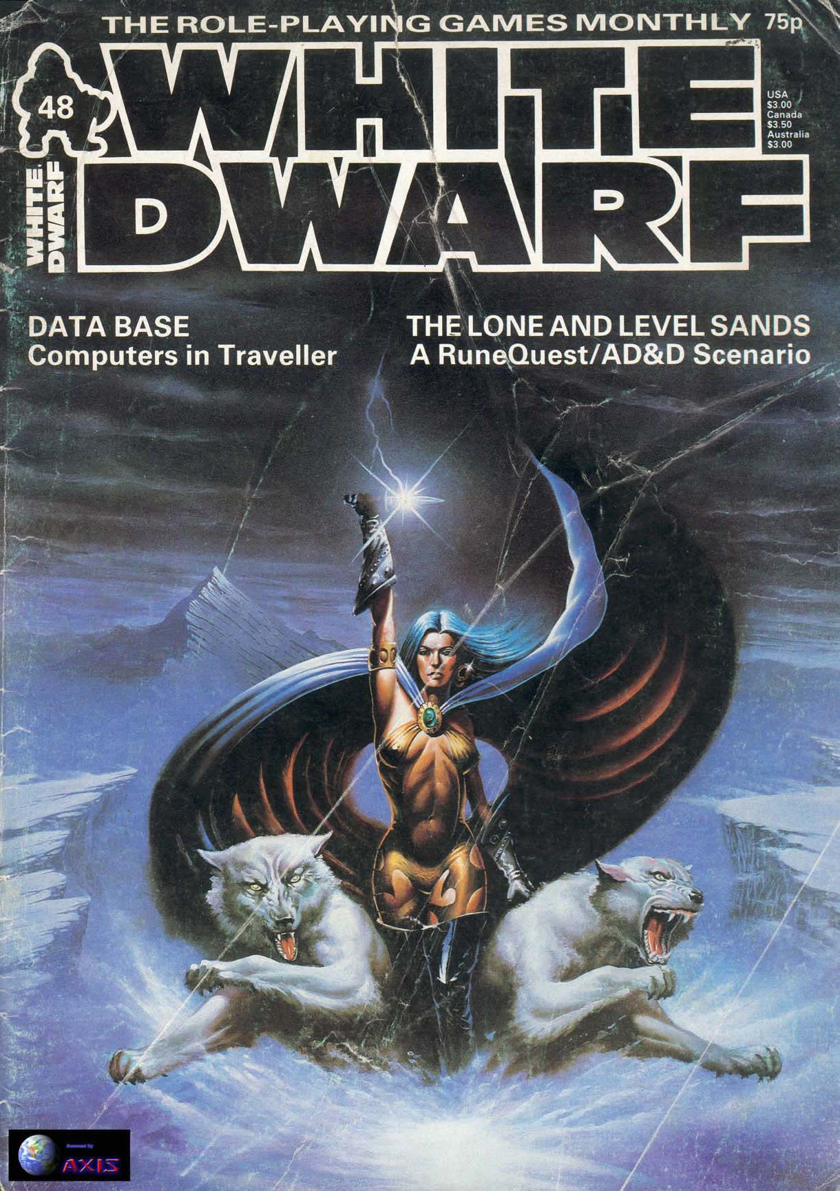 White Dwarf Covers Google Search Classic Rpg High Fantasy