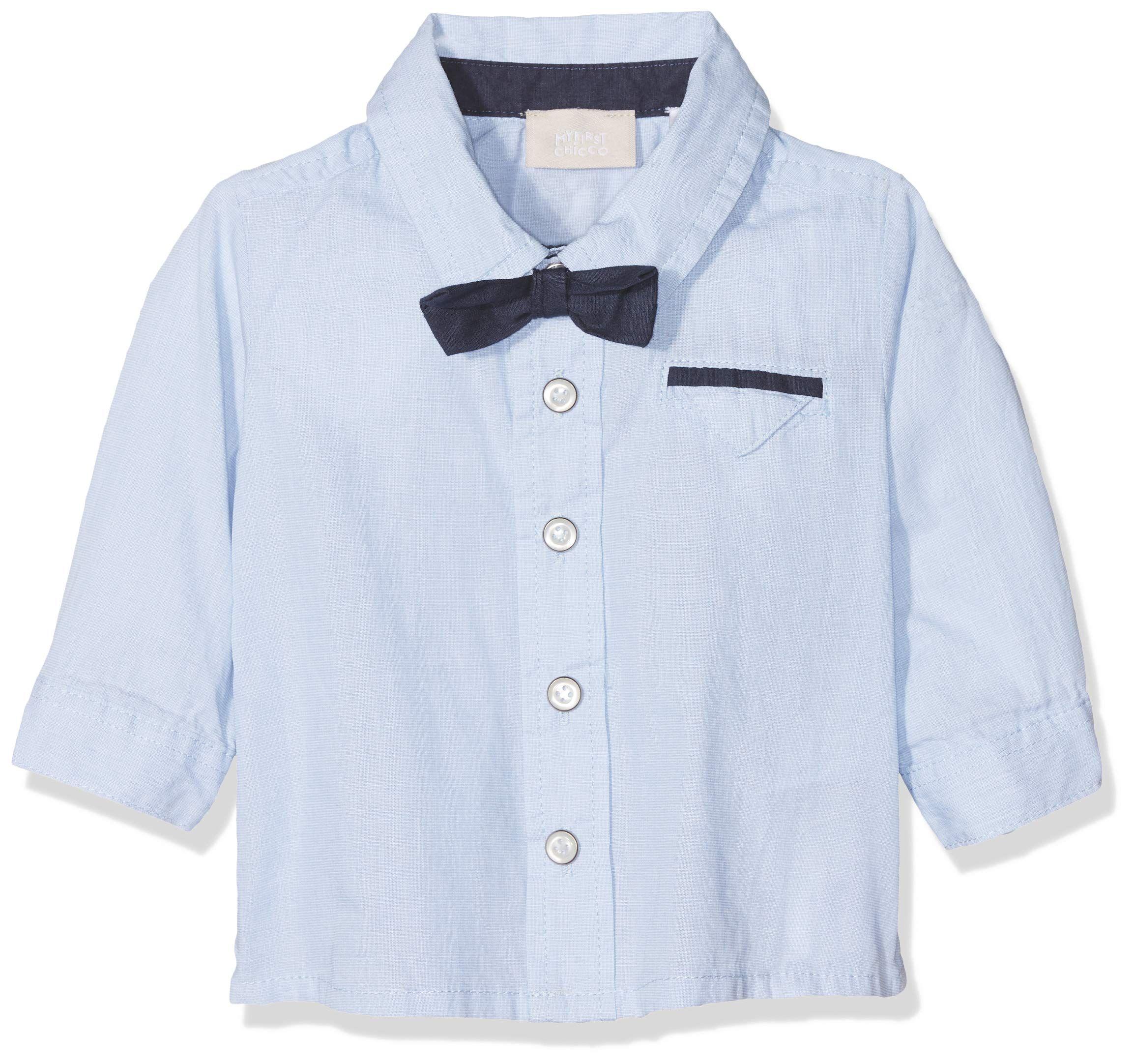 Chicco Baby-Jungen Hemd