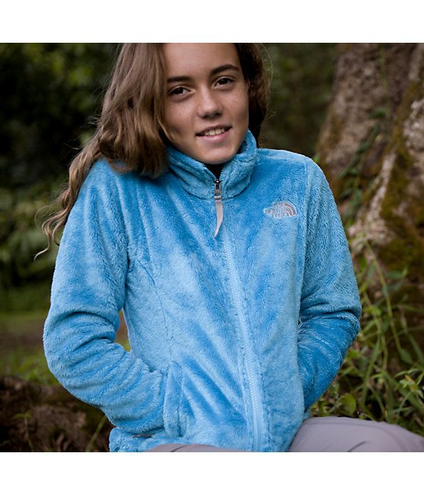 Girls' Osolita Jacket. An ultra comfortable, silky smooth, high ...