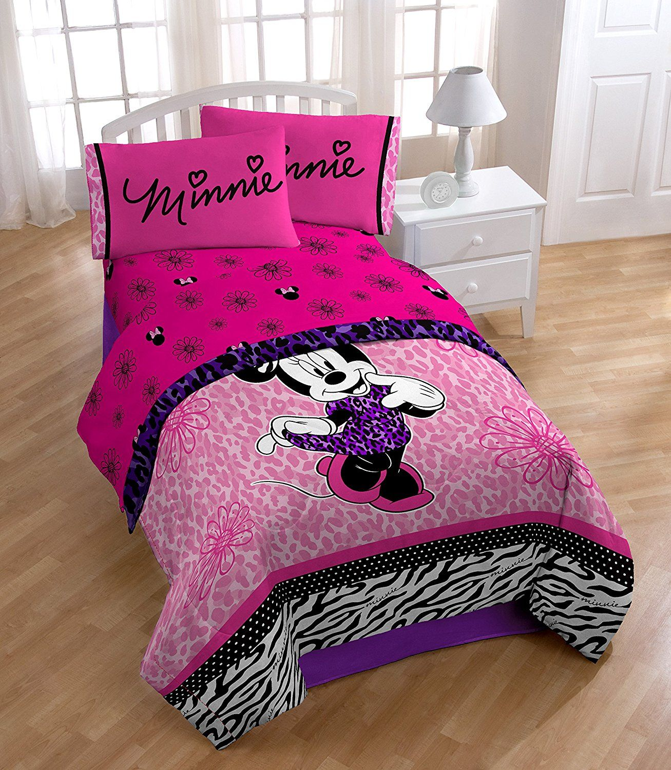 Cutest Minnie Mouse Bedding For Your Adorable Toddler Bettwäsche Kinder Bettwäsche Minnie Mouse Bettwäsche