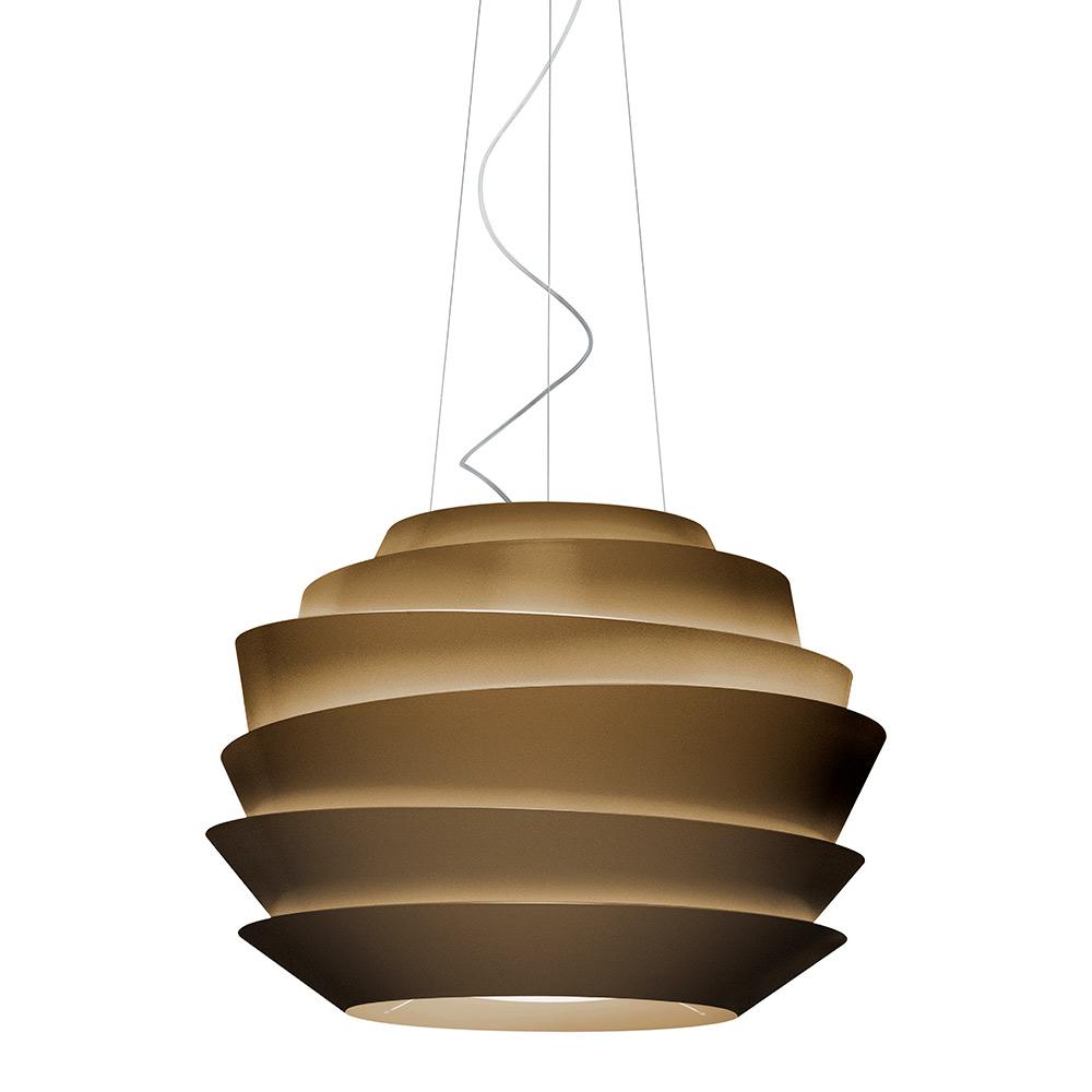 Le Soleil Pendant Bronze Metal Lighting Lamp Decor Bronze