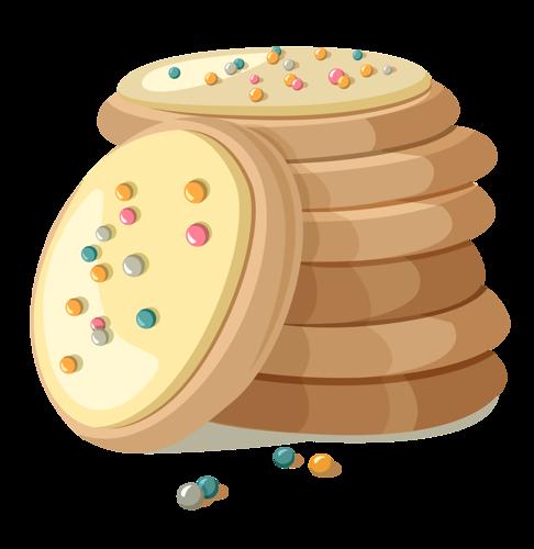 Pechene Clip Art Cookie Vector Food Art