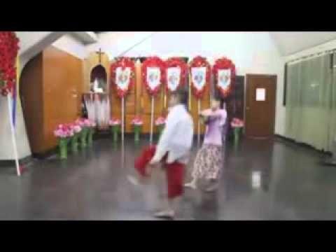 Pukol, Beginning   Philippine Ethnic/Folk Dance   Folk dance, Dance