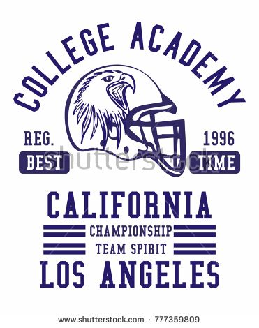 California Los Angeles College Academy American Football