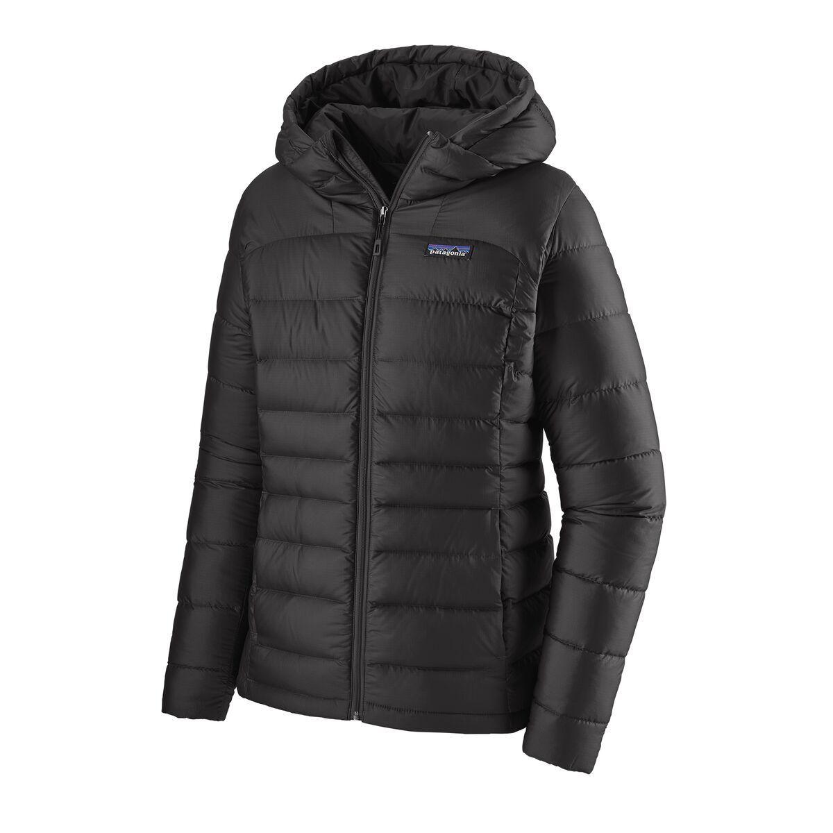 Patagonia Down Sweater Hoody Damen Navy Blue Kaufen Im