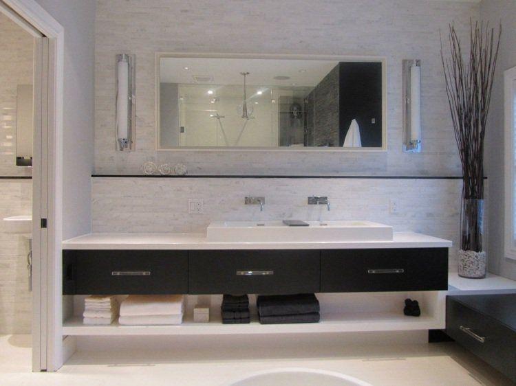 Luminaire salle de bain idées en 22 photos splendides! Luminaire