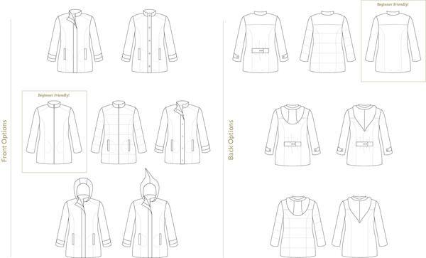 How to do a cascade draped neck line   Patterns