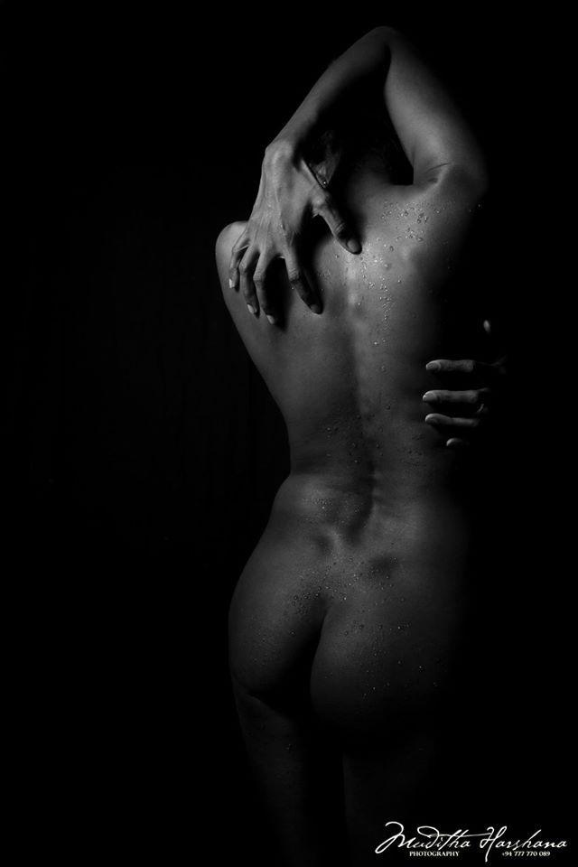 Porn image woman wet