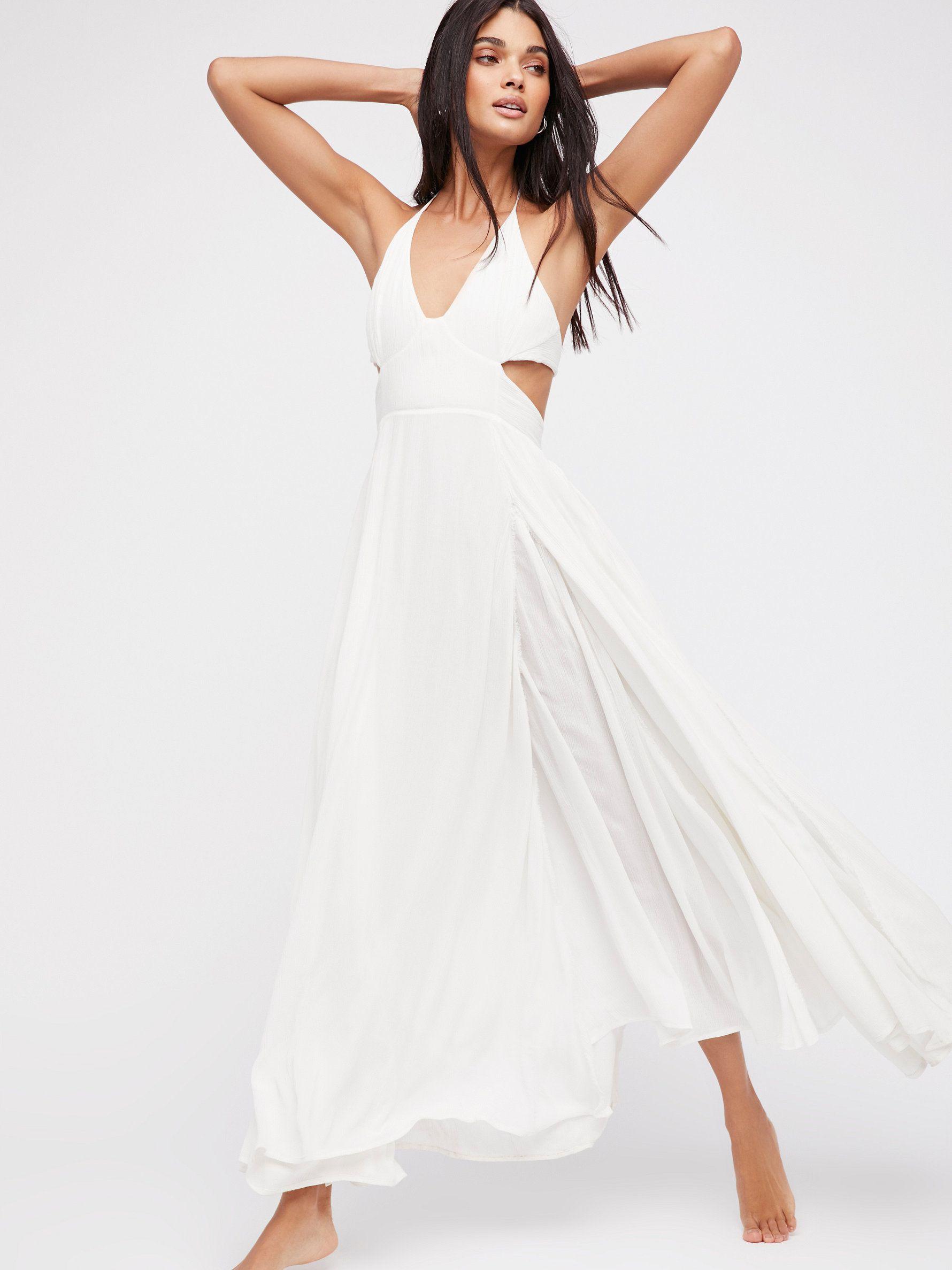 Lille Maxi Dress White Maxi Dresses Maxi Dress Free People Maxi Dress [ 2375 x 1780 Pixel ]