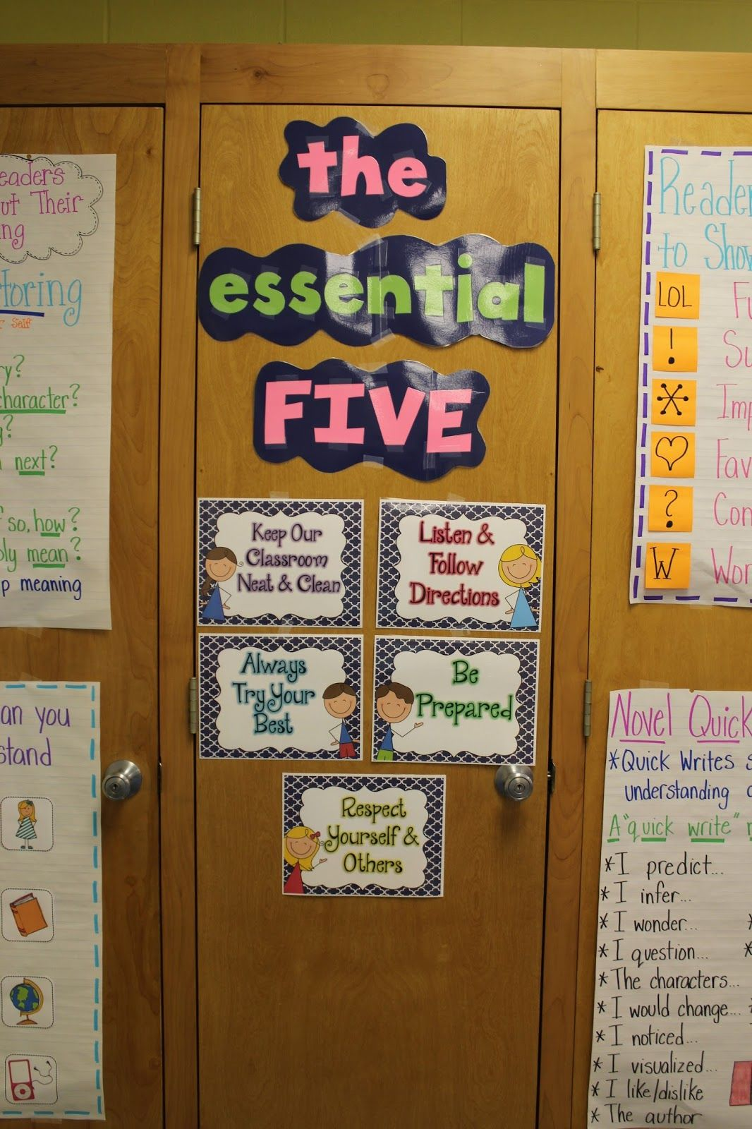 Classroom Organization Ideas 5th Grade ~ Classroom themes for th grade makeover week
