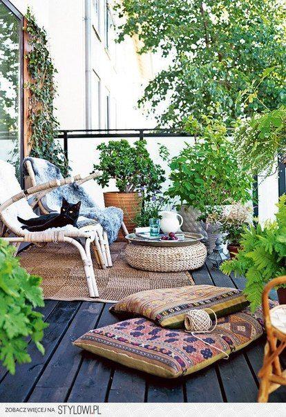 Pin de Boho Loot en Bohemian Exteriors | Pinterest | Decorar tu casa