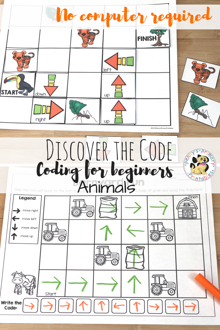 Discover The Code Animals Coding Classes For Kids Coding For Kids Coding Lessons [ 1102 x 735 Pixel ]