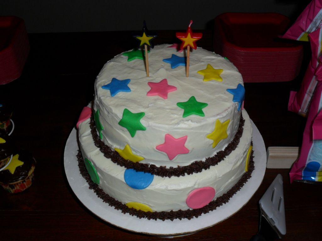 Homemade Birthday Cake Things Ive Made Pinterest Homemade
