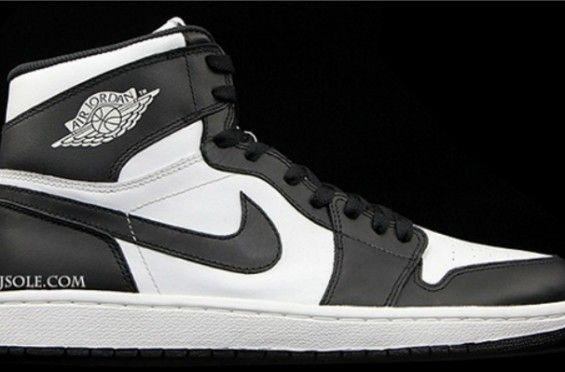 Air Jordan 1 Retro High OG – Black / White (Release Date): October 5, 2014, 6:00 am