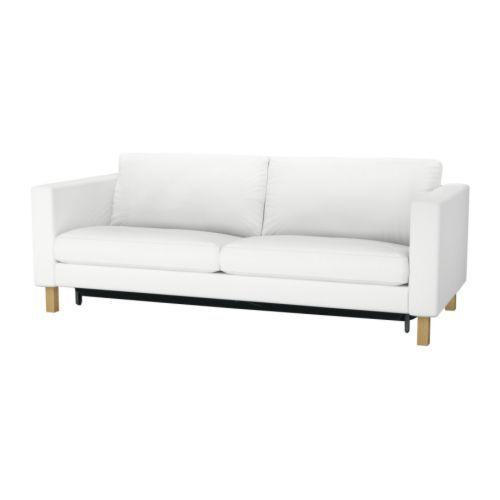 Canape Convertible Karlstad Blanc 3 Places Ikea Ikea Canape Mobilier De Salon