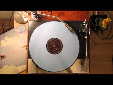 Jonathan Wilson Fazon Fanfare Vinyl Lp Lenco L75 Audio Technica At13eav