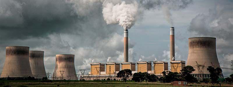 Energía limpia: carbón bajo en azufre