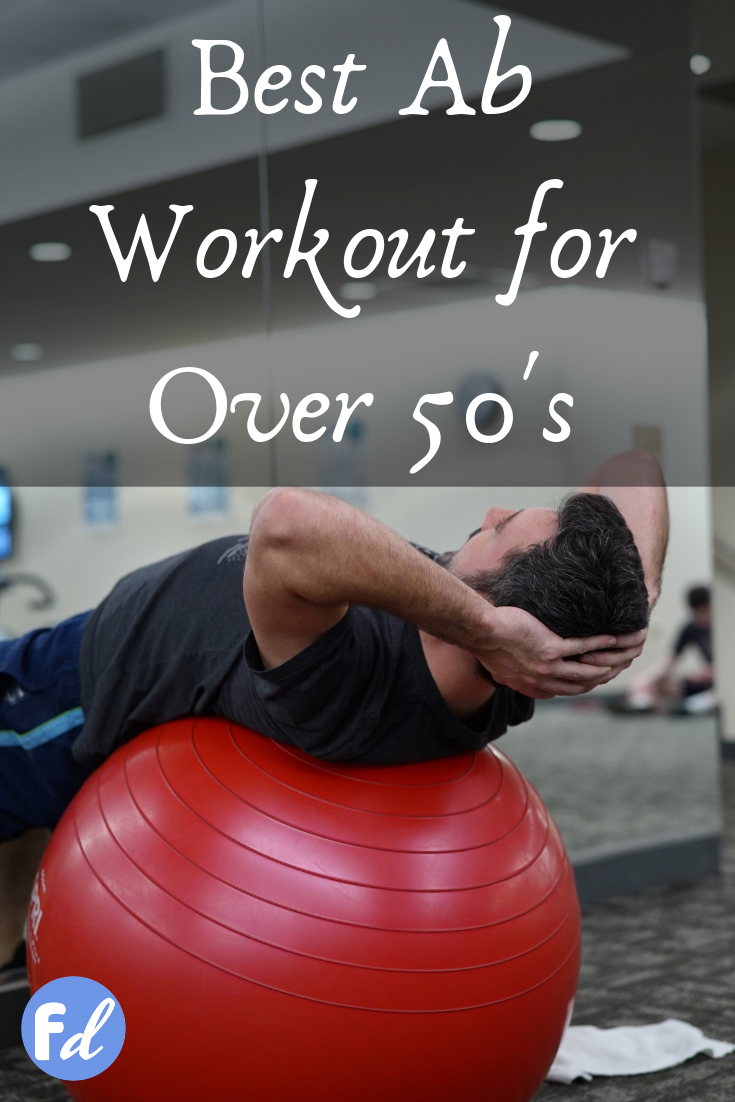 Check out this ultimate ab workout for over 50s #workout #exercise #fitness #fitnessover50 #abworkou...