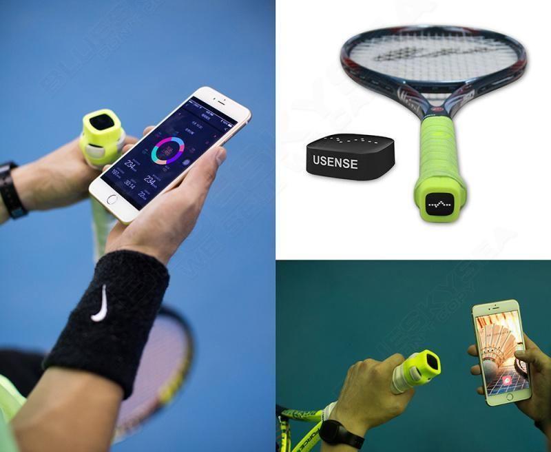 gudrā tenisa rakete - tehnoloģiju jaunumi