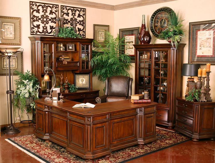 Home Office Sets Atlanta Home Office Furniture: Cantata Home Office By Riverside
