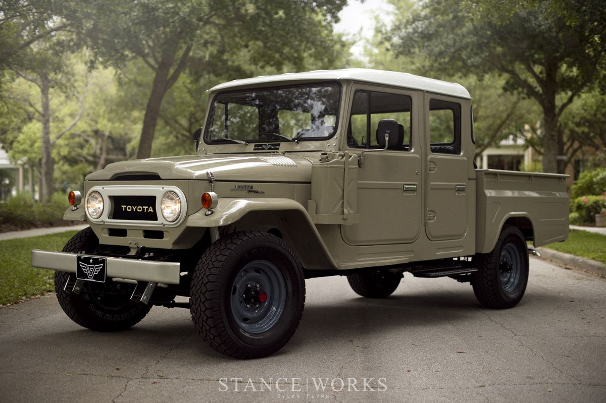 Aesthetics - A 1977 HJ45 Toyota LandCruiser by Dylan Flynn | SUV and