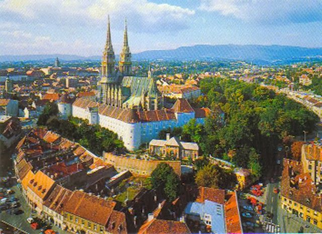 Zagreb Croatia Google Search Going On Sunday So Excited Places In Europe European Vacation Places To Go