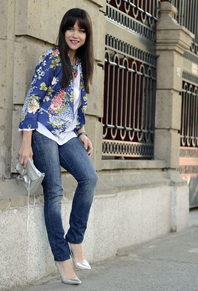 """Basic jeans"" #ootd"