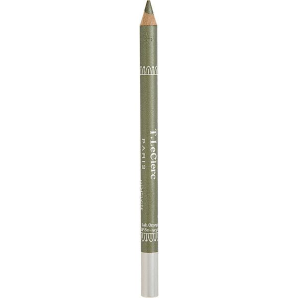 T. LeClerc Eye Pencil - Emeraude ❤ liked on Polyvore