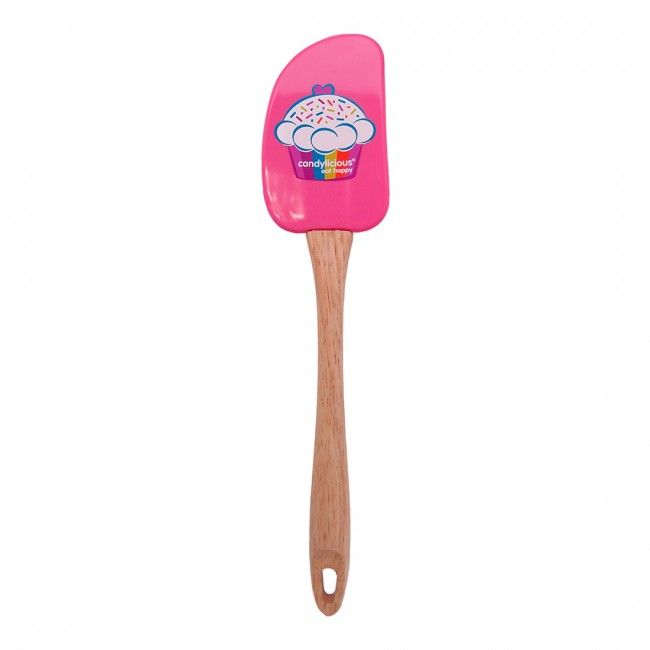 CANDYLICIOUS SILICON SPATULA - CUPCAKE. Shop online at Candylicious! International shipping available. Dessert   Gifts   Kitchen   Baking   Candy