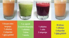 gyümölcslevek az étkezési receptek karcsúsításához