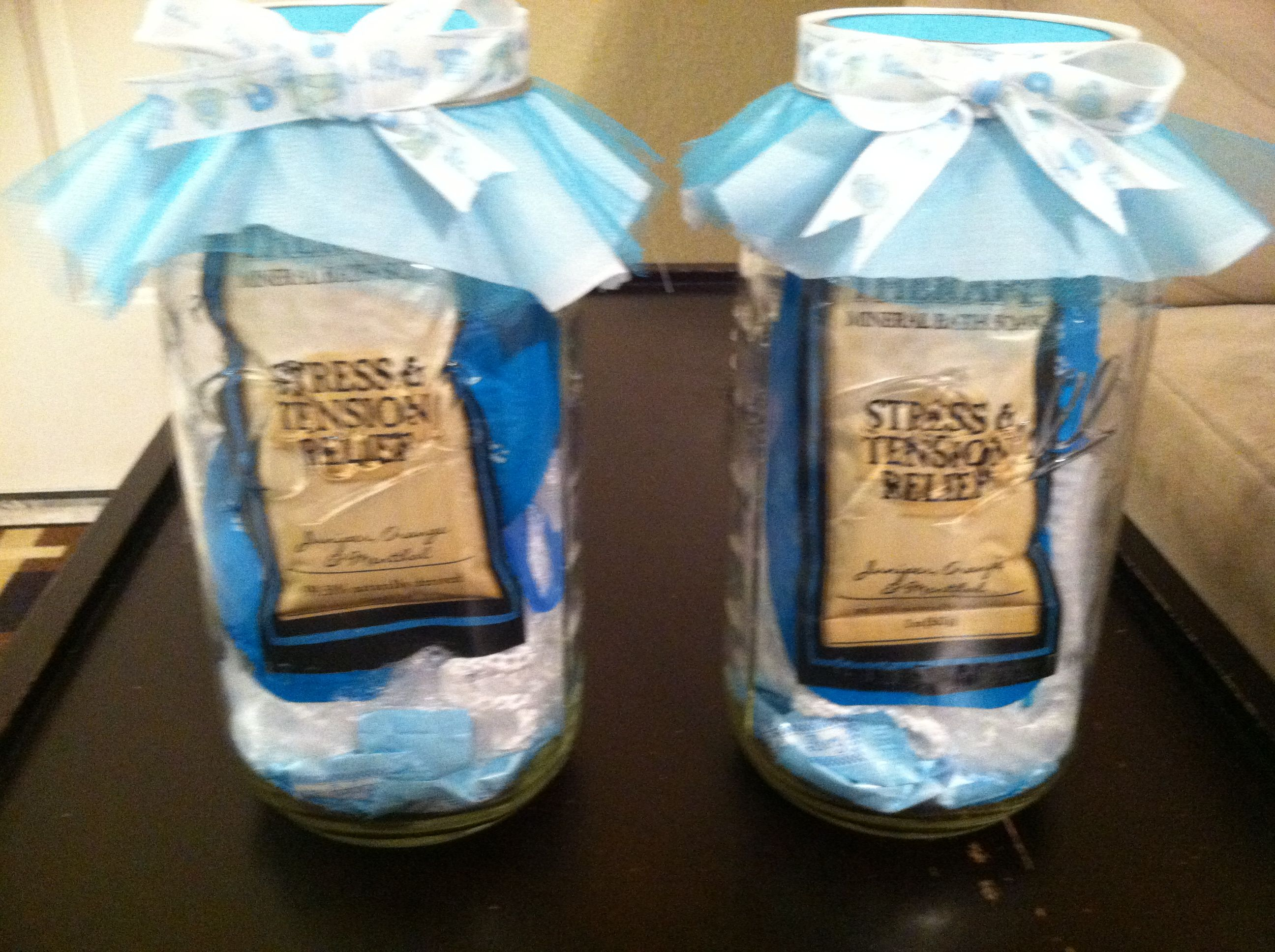 Cheap Baby Showers Gifts ~ Diy mason jar gifts for baby showers cheap and