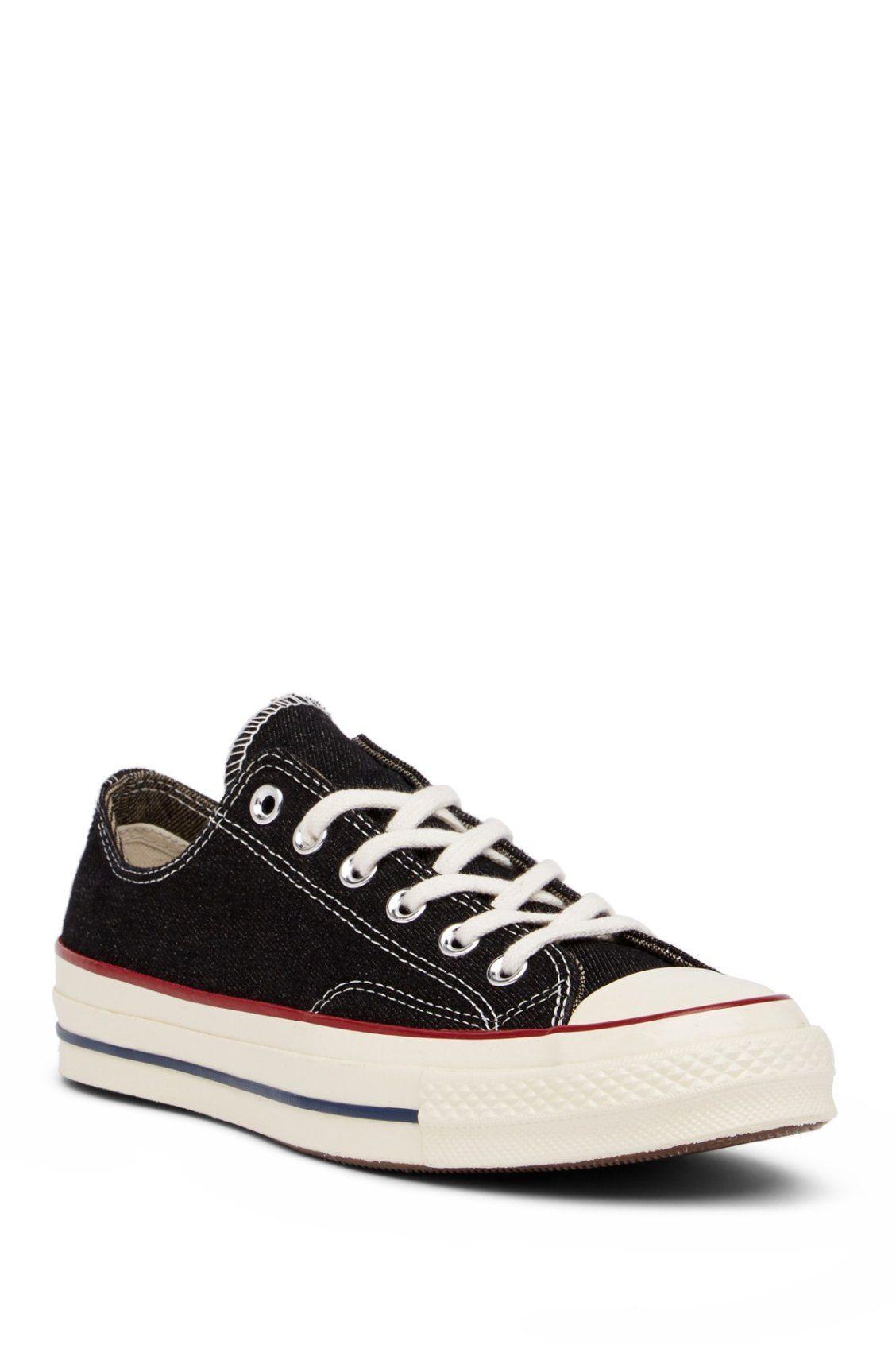 f6f93de512d76 Classic Black Converse Chuck Taylor All Star 70 s Woven Sneakers ...
