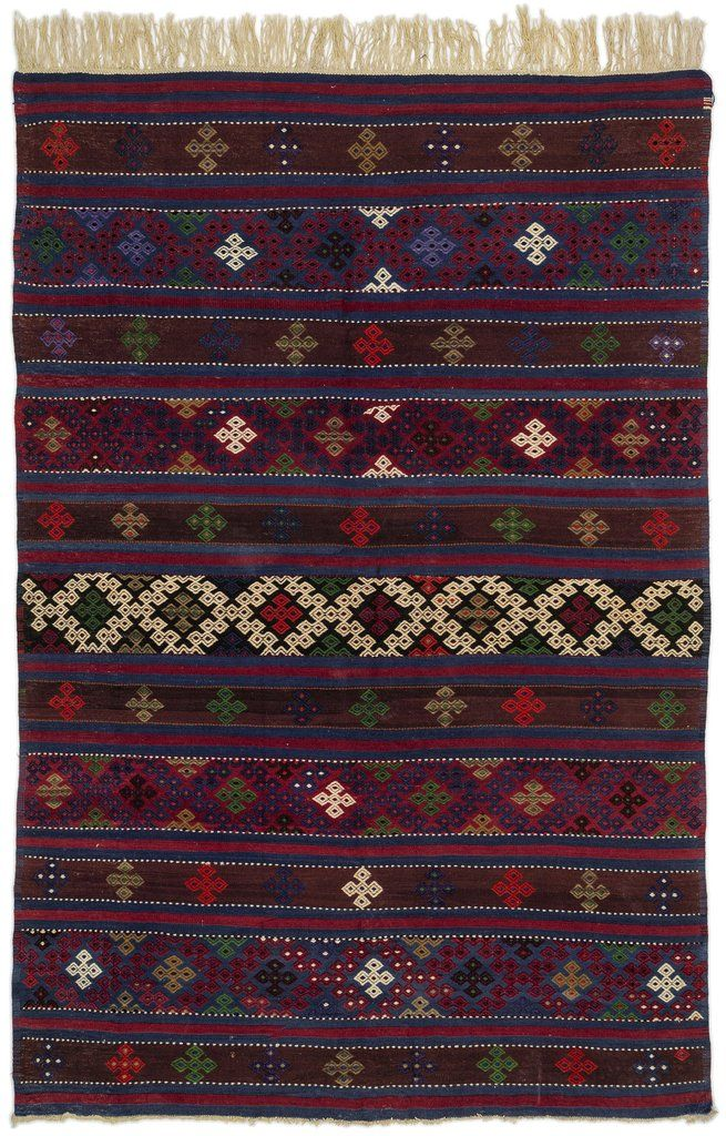 About Specs Shipping Returns Payment Cleaning Kilim These vintage woven works of art were crafted by skilled artisans in Turkey. Lightly restored to preserve th