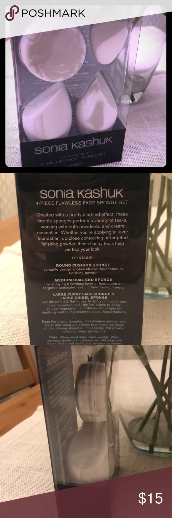 Sonia Kashuk Makeup Sponge Set New Makeup sponge, Sonia