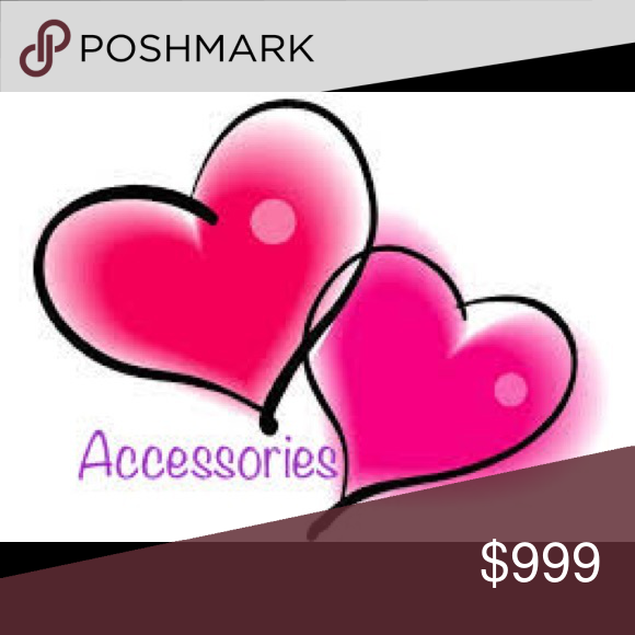 💕💕💕Accessories💕💕💕 💕In this Section, you'll find lots of Accessories from Handmade Hats & Scarves to Jewelry & Arm-Warmers!🤗🥰♥️💕 Mixed Brands Accessories